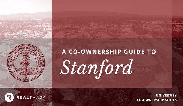 Stanford Students and Parents Benefit from Real Estate Co-Ownership