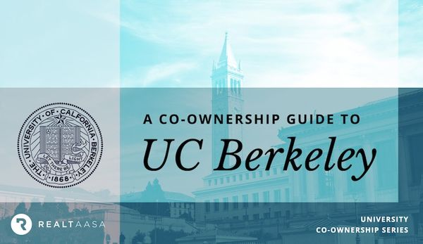 Families of UC Berkeley Students Will Benefit From Real Estate Co-Ownership
